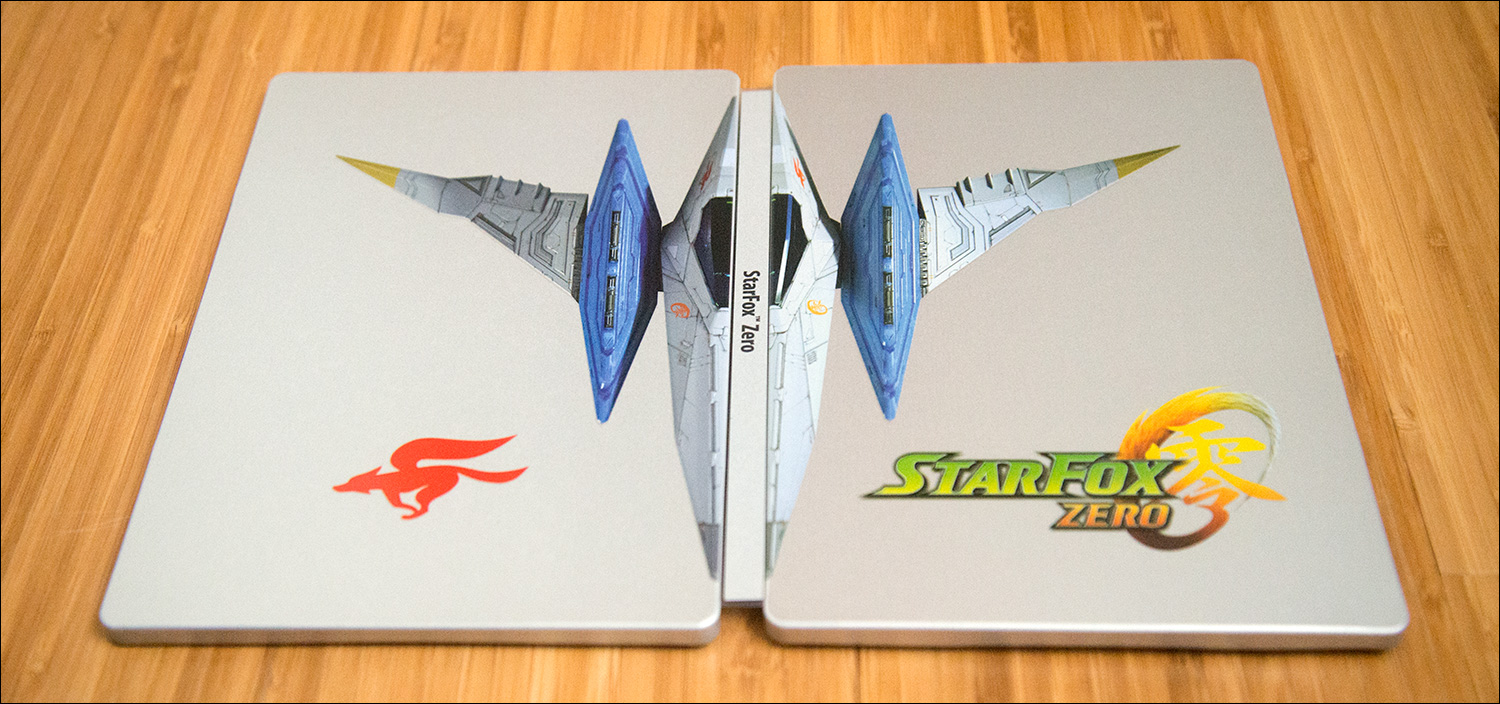 Star-Fox-Zero-First-Print-Edition-Steelbook-Total