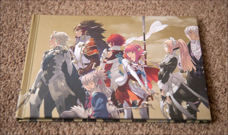Fire-Emblem-Fates-Special-Edition-Artbook