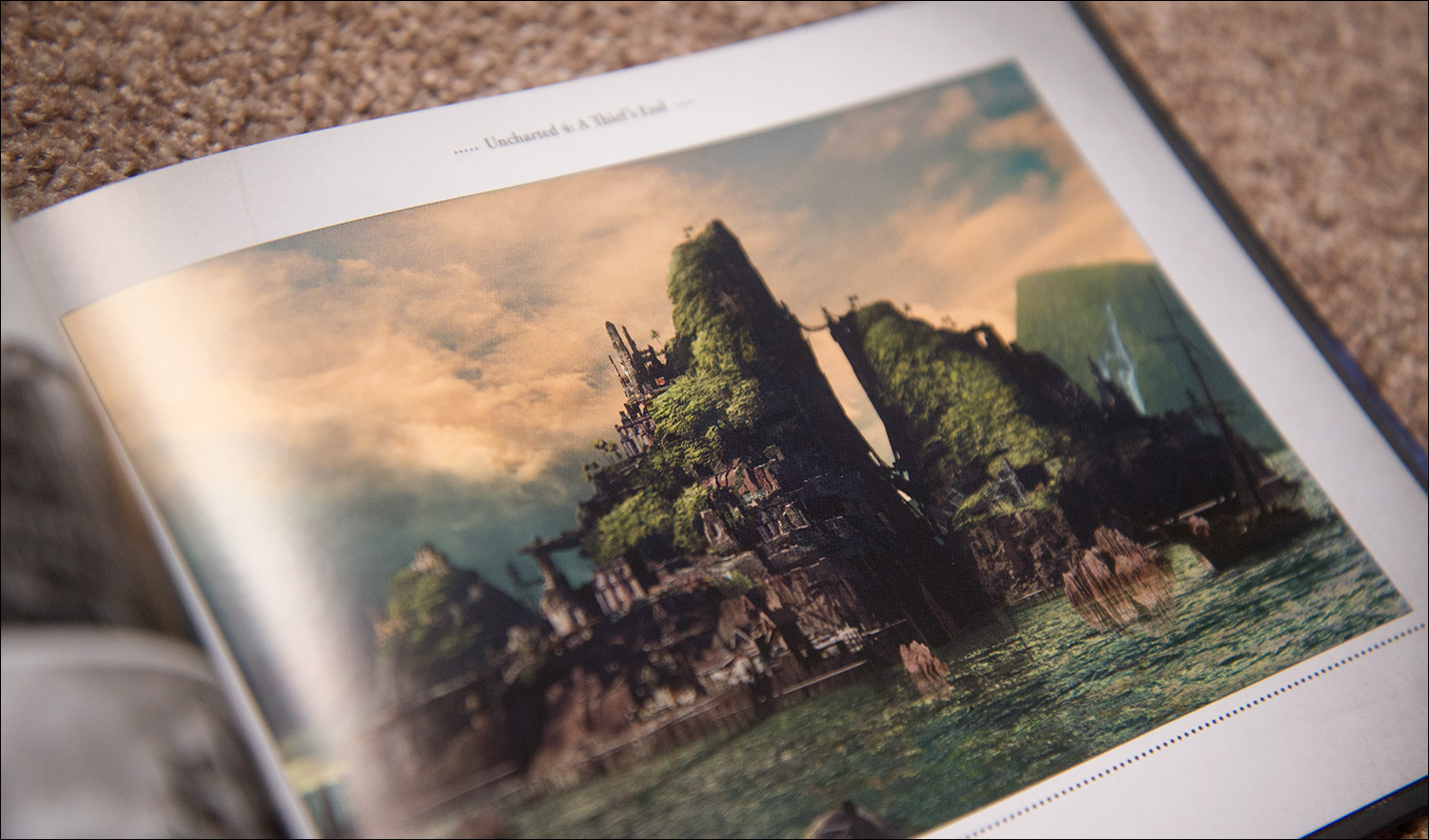 Uncharted-4-Special-Edition-Artbook-Page-4