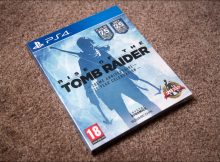 Rise of the Tomb Raider: 20 Year Celebration Artbook Edition, contains art book and DLC