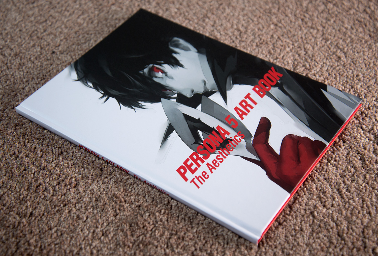 Persona 5 Take Your Heart Premium Edition Video Game Shelf The Aesthetics With Of Character Artworks Settings And Other Illustrations Theres Also Some Commentary By Designer Shigenori