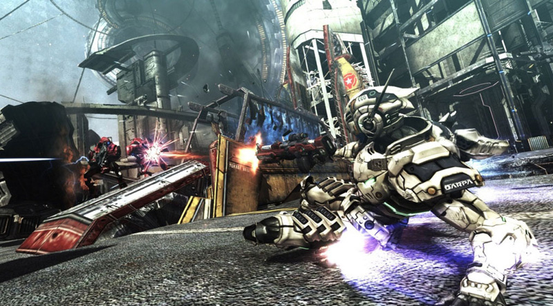 Hidden Gems: Vanquish – Video Game Shelf