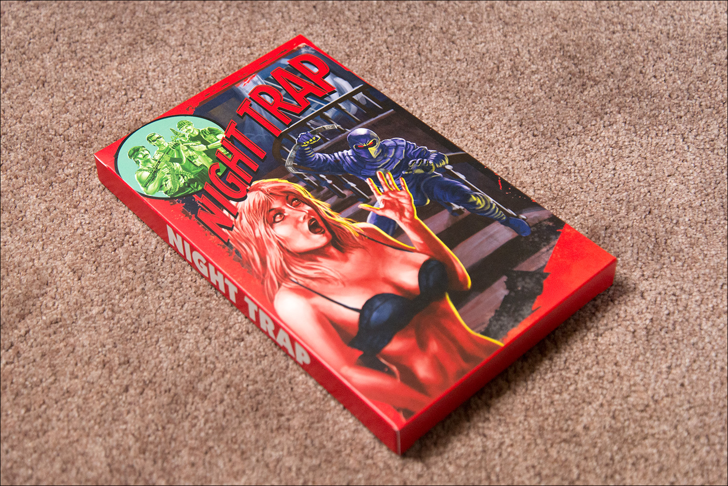 Night Trap 25th Anniversary Collector's Edition – Video Game