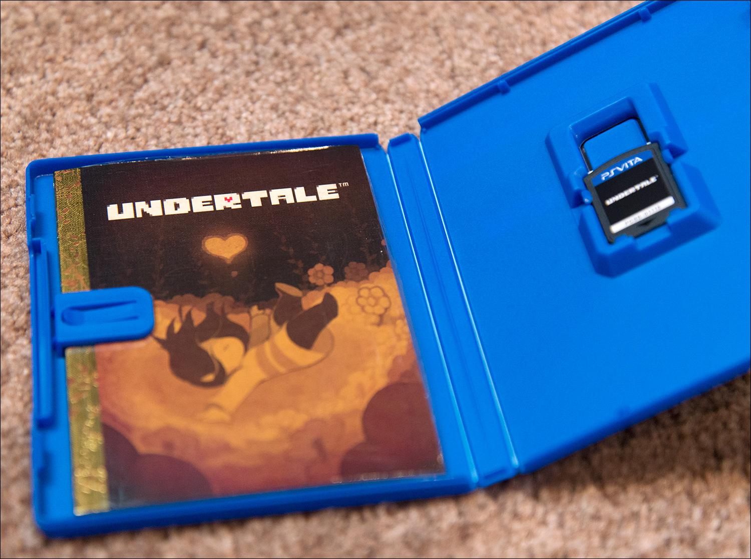 Undertale Collector's Edition – Video Game Shelf