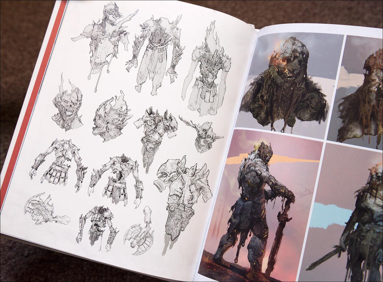 God Of War Art Book