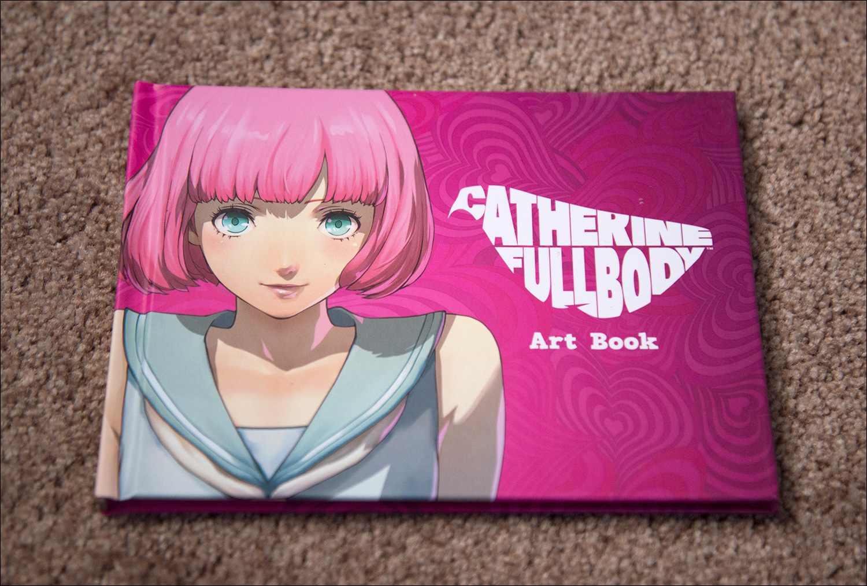 Catherine Full Body Heart S Desire Premium Edition Video Game Shelf